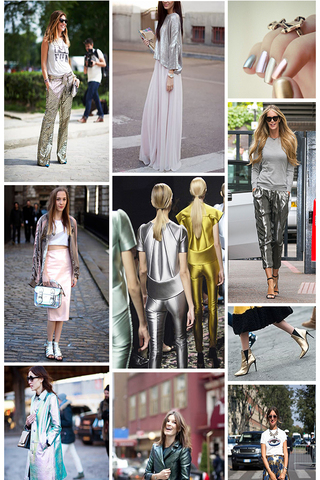Preview trend alert metallics aug 14