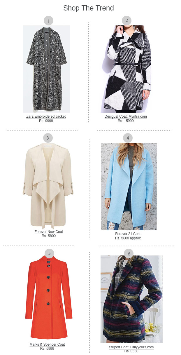 Shopping spree coats dec 14