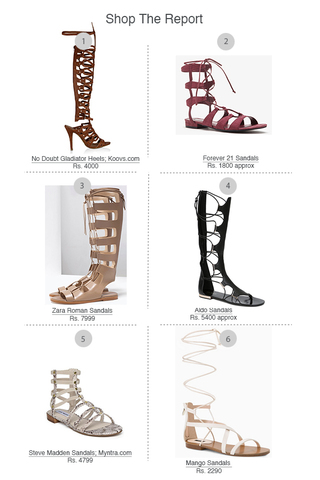 Preview acc report  gladiator sandals march 15