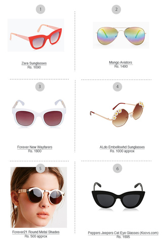 Preview shopping spree sunglasses may 15