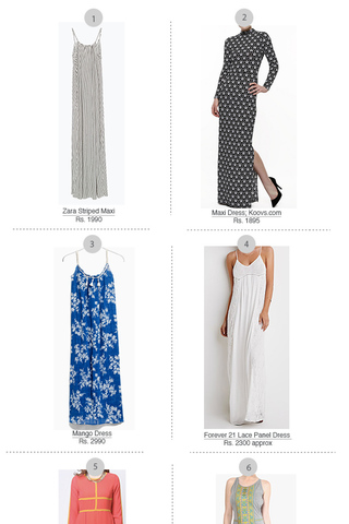 Preview shopping spree maxi dresses june 15