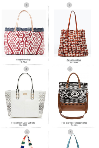 Preview shopping spree summer totes june 15