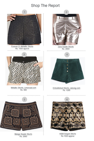 Preview shopping spree party shorts dec 15