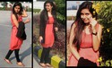 Fit 125 125 kintyish com indian fashion blog pink dress outfit with jutti collage
