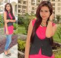 Fit 125 125 collage kintyish.com indian fashion blog pink kurti waistcoat