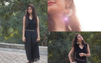 Limit 325 500 kintyish.com indian fashion blog all black outfit collage