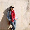 Fill 98 98 sugarlane red casual denim sun