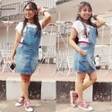 Fit 125 125 dungaree love